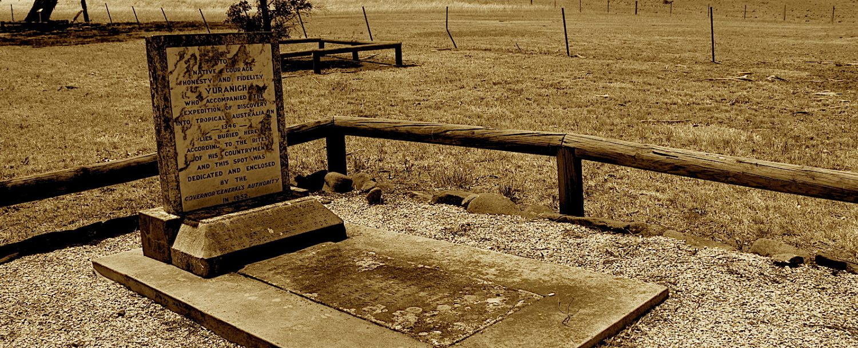 Yuranigh Gravesite Molong