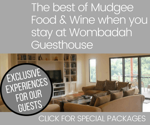 Wombadah Guesthouse Mudgee