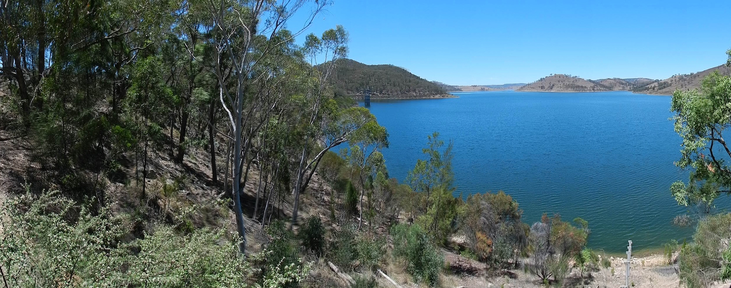 Visit lake Windemere Mudgee