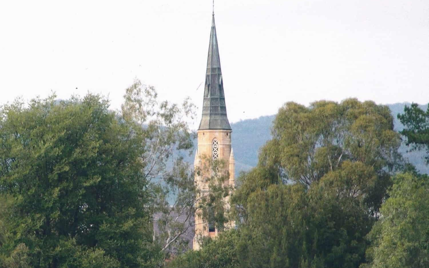 Mudgee Church View