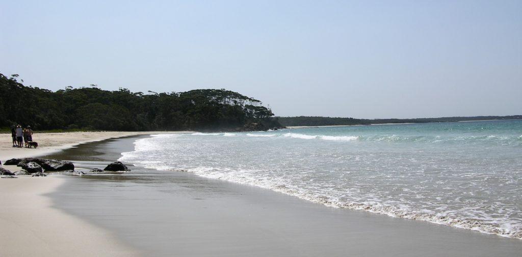 South Coast NSW Beach